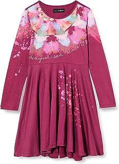 Desigual Vest_Nogales Vestido para Niñas