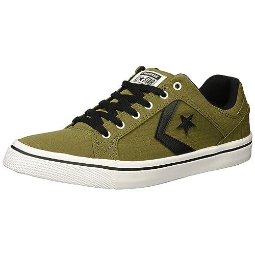 1440d92430d Converse Men s El Distrito Ripstop Canvas Low Top Sneaker