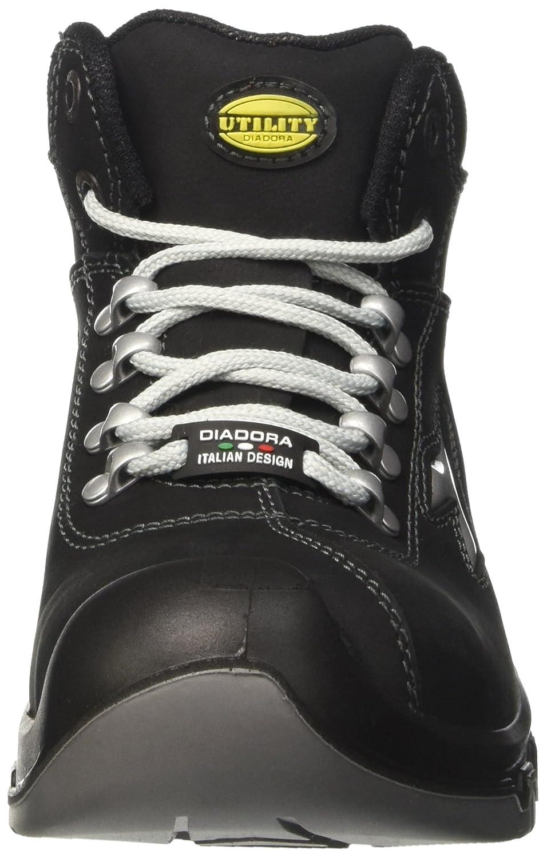 Diadora Diablo High S3 Ci Zapatos de Trabajo Unisex Adulto