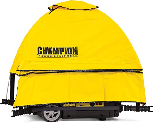 Champion Power Equipment 100603 Champion Portable Generator Cover, Yellow