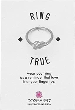 Large Love Knot Ring