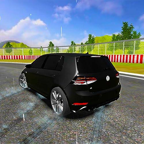 Golf 7 GTI Drift & Driving Simulator!