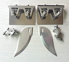 1 Set CNC Trim Tabs & Turn Fins Combo for 45