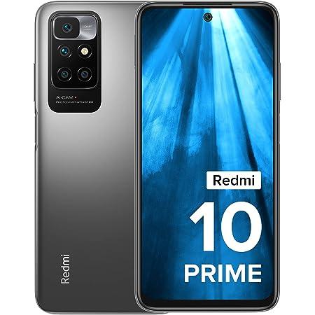 Redmi 10 (Prime Phantom Black 6GB RAM 128GB ROM |Helio G88 with extendable RAM Upto 2GB |FHD+ 90Hz Adaptive Sync Display)