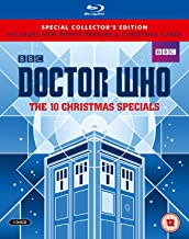 Doctor Who - The 10 Christmas Specials (Limited Edition) [Reino Unido] [Blu-ray]