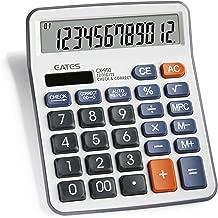 Check & Correct Function Desktop Calculator, Auto Replay Business, New Model CX-950 (White)