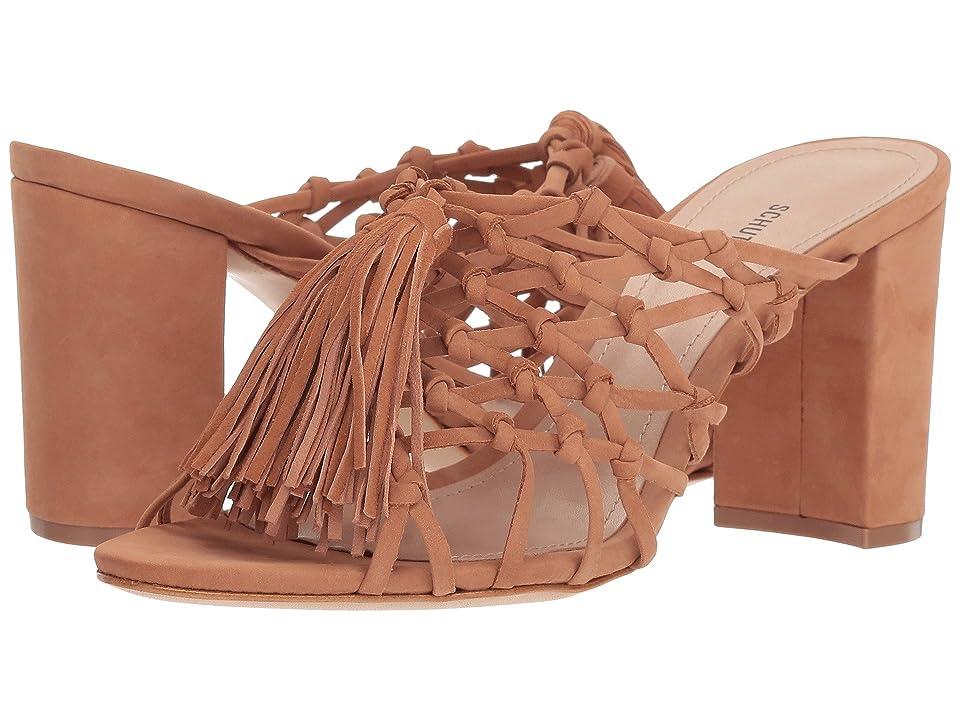 917e73ab6d78 Schutz Emily (Toasted Nut) Women s Dress Sandals