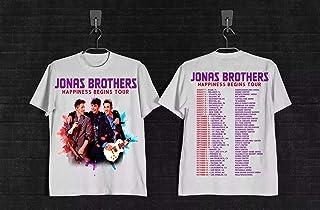 Jonas Hapiness Shirt 2019 Tour Concert Brothers Gift, Gift for Fan Unisex T-shirt - Premium T-shirt - Hoodie - Sweater - Long Sleeve - Tank Top