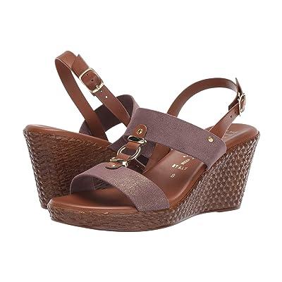 Italian Shoemakers Pusha (Chocolate) Women