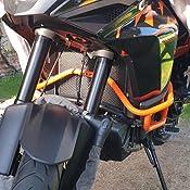 Motorcycle Aluminum Alloy Radiator Cover For K Tm 1050 Adventure 2015 2017 1090 Adventure 2017 1190 Adventure 2013 2016 1290 Super Adventure 2015 2017 1290 Super Duke Adventure R S T 2017 Auto