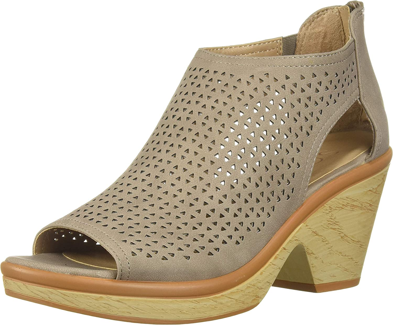 SOUL Naturalizer Women's Fayth Over item handling ☆ Wedge Sale Special Price Sandal