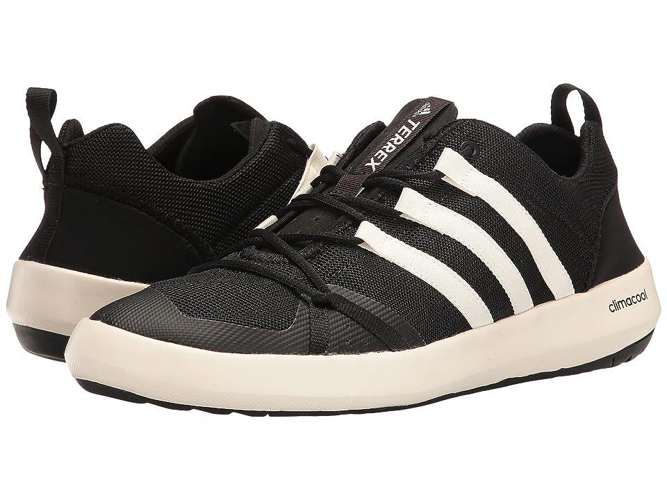 adidas Outdoor Terrex Climacool Boat (Black/Chalk White/Black) Men