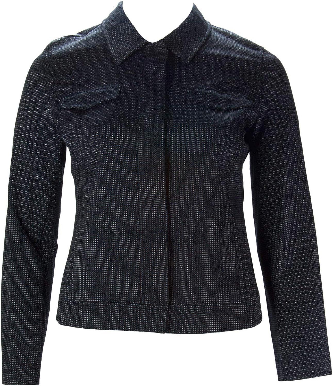Marina Rinaldi Women's Capri Lightweight Jacket, Black, 8W / 17