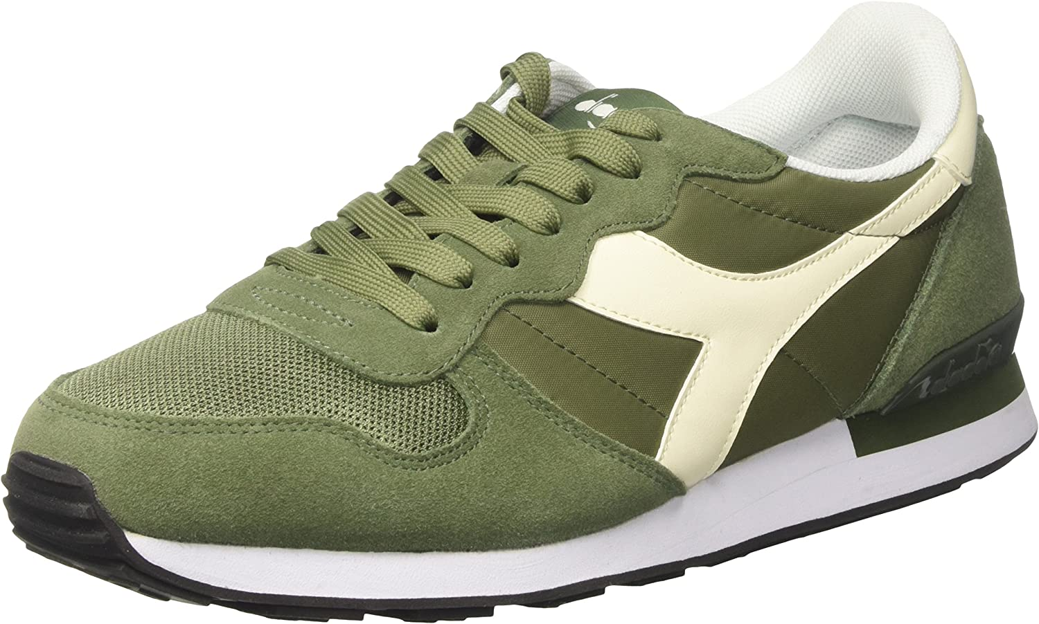 Diadora shoes – Camaro Green Off-White Size  40
