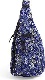 Vera Bradley Iconic Mini Sling Backpack, Signature Cotton