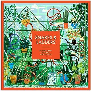 Snakes & Ladders Classic Game Bandana