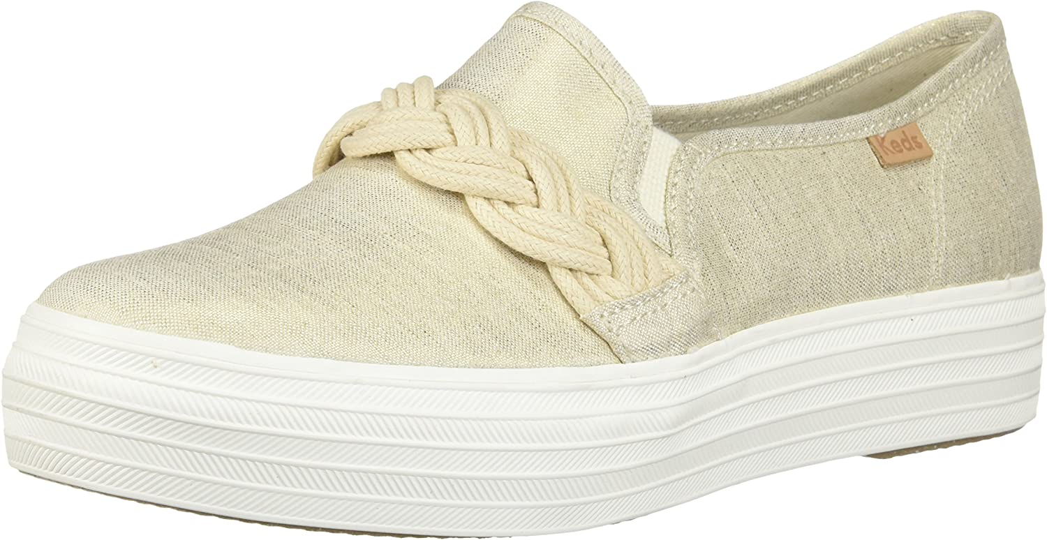 Keds Women's Triple Decker Rope Bracelet Sneakers