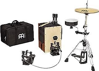 Meinl Percussion Meinl Cajon Box Drum Set Hybrid Percussion Kit, inch (CAJ-DRUMSET)