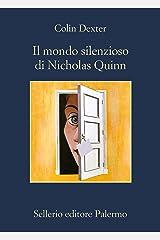 Il mondo silenzioso di Nicholas Quinn (L'ispettore Morse Vol. 3) Formato Kindle