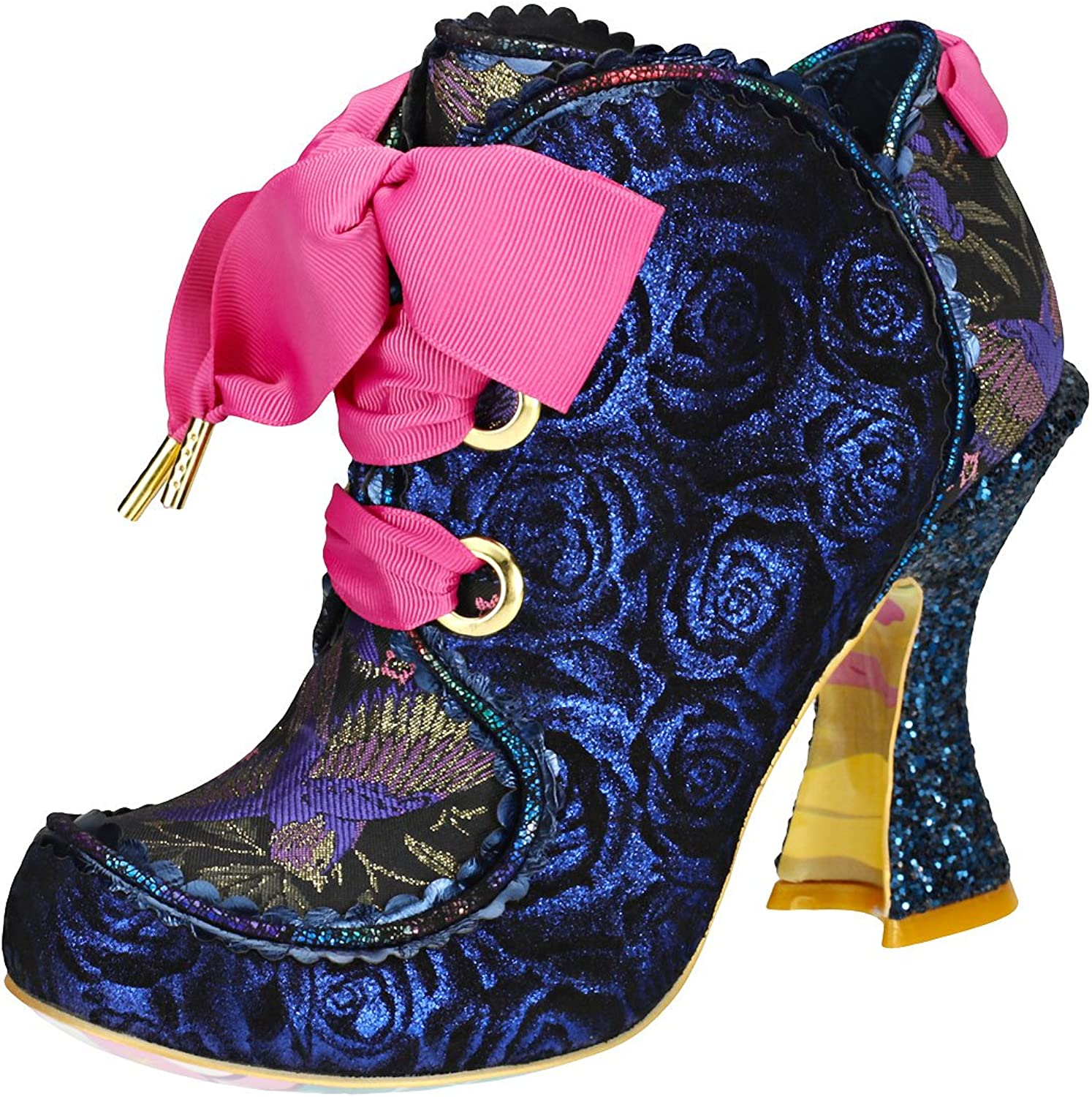 Irregular Choice Baroness Womens Ankle Boots