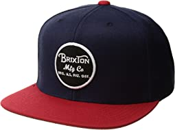 Brixton - Wheeler Snapback