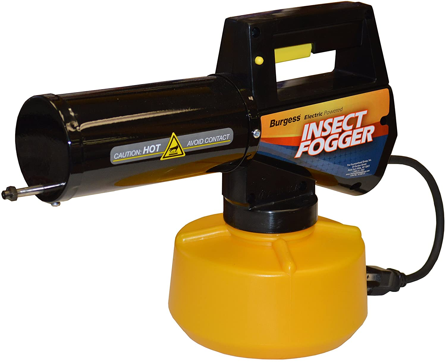 New mail order Burgess 960 Translated Electric Insect Fogger for Effective Fast and