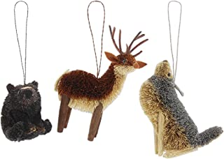 country cottage ornaments