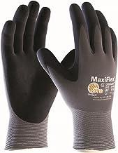 5 Pares MaxiFlex Ultimate - Guantes de Nylon y Espuma de