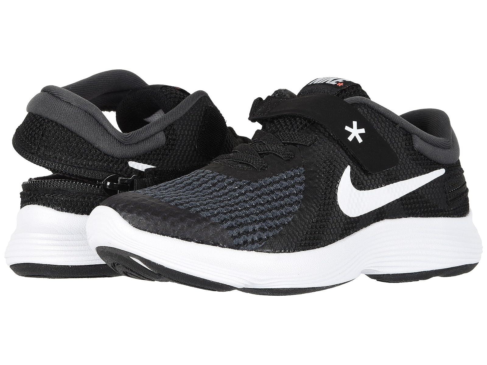 Nike Kids Revolution 4 FlyEase (Little Kid)Atmospheric grades have affordable shoes