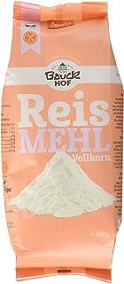 Bauckhof Reismehl Vollkorn 500 g Demeter gf 1 x 500 g