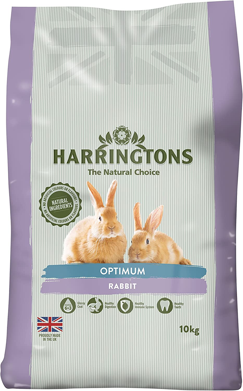 Harringtons Optimum Rabbit 10 Kg