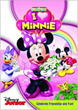 DISNEY MICKEY MOUSE CLUBHOUSE: I HEART MINNIE HOME VIDEO RELEASE
