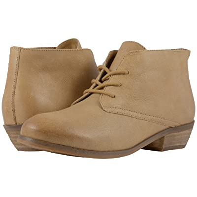 SoftWalk Ramsey (Sand Weathered Leather) Women