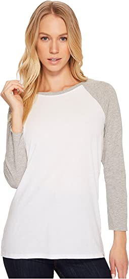 Hurley - Perfect Long Sleeve Raglan Shirt