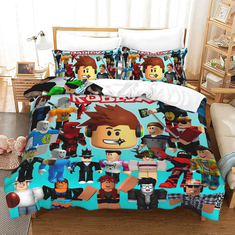 Cartoon Game Bed Set Ultra Soft Sheets Boys Bedding Gir Washington Mall Sets Houston Mall
