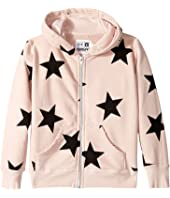 Nununu - Star Zip Hoodie (Infant/Toddler/Little Kids)