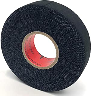 Top Flight Hockey 1 Roll - Black Hockey Tape