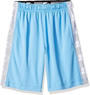 light blue basketball shorts