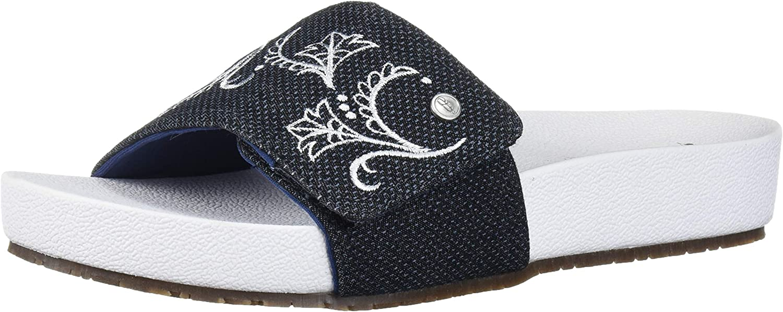 Spenco Women's Breezy Slide Free shipping anywhere in the trend rank nation Sandal