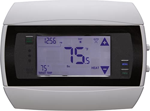 2021 Radio Thermostat Company of America CT50 Programmable Communicating outlet online sale Thermostat, outlet online sale without Module outlet online sale