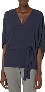 HALSTON Womens Blouse