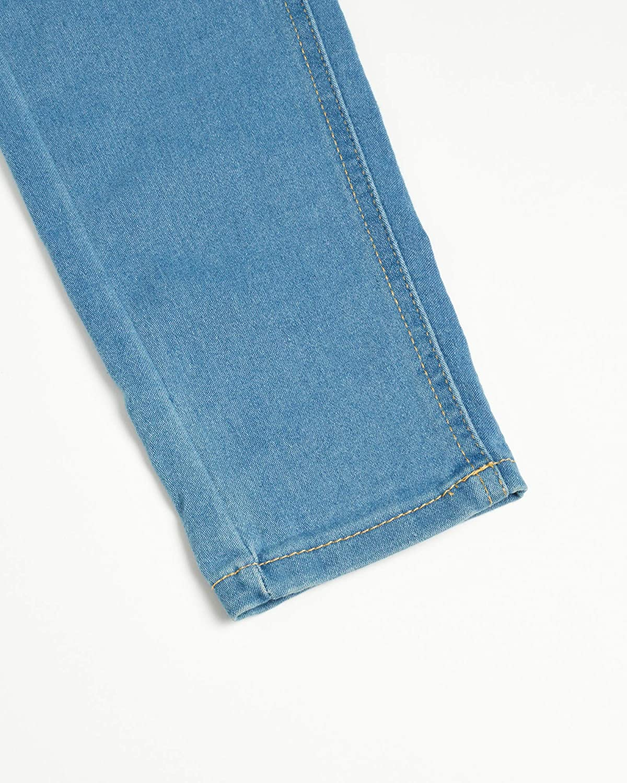 dELiAs Girls Jeans Stretch Denim Jeans with Gift Headband//Scrunchie
