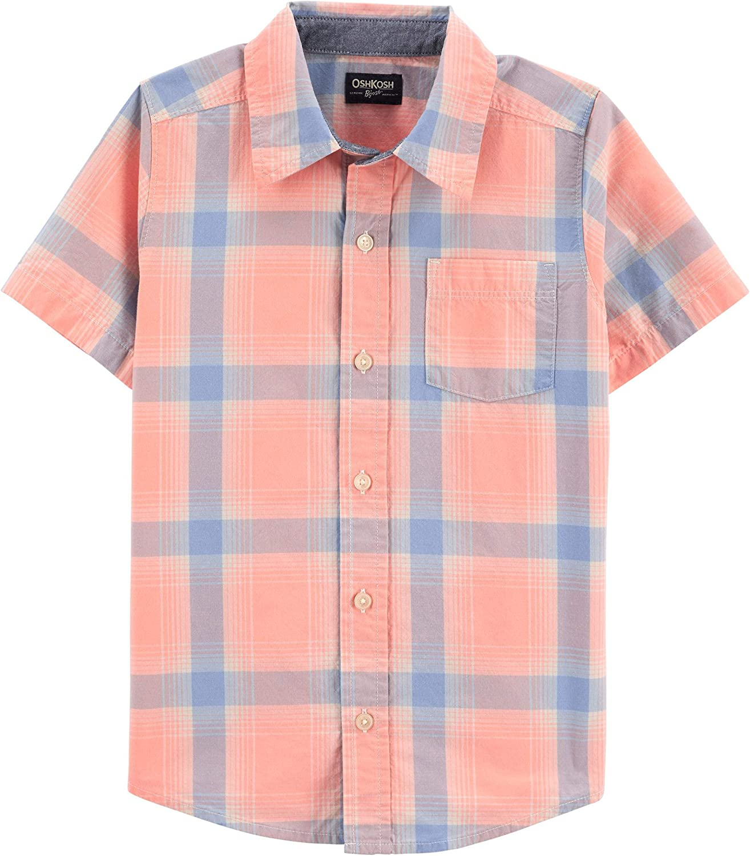 OshKosh B'Gosh Boys' Button-Down Shirt