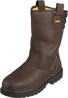 Dewalt Rigger Chaussures de sécurité homme - Marron (Brown) 45 EU