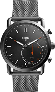 Fossil Men's FTW1161 Smart Digital Grey Watch