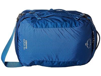 Osprey Ozone Duplex 60 (Buoyant Blue) Bags