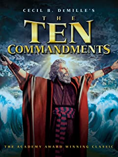 Best ten commandments movie watch online Reviews