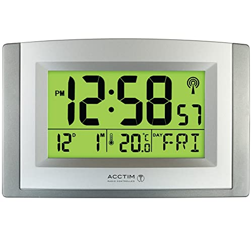 Digital Wall Clock: Amazon co uk