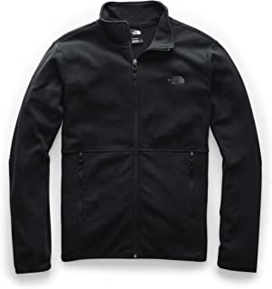The North Face Men's TKA Glacier Full Zip Jacket