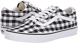 (Gingham) Black/True White